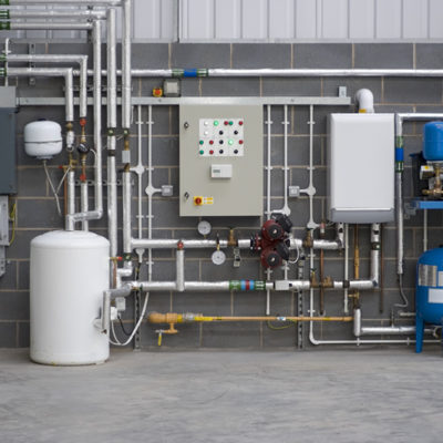commerical plumbing and heating