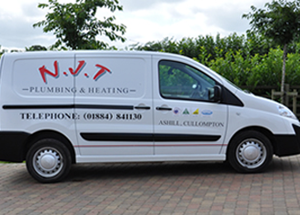 NJT Plumbing and Heating - About Us